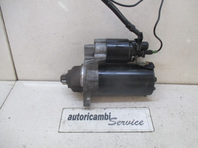 Details about 0001125042 Starter Motor Volkswagen New Beetle 1 9 Tdi 74KW  Replacement Used