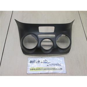 1096632x mascherina centrale cruscotto portastrumenti peugeot 208 1 4 g 5m 70kw ebay. Black Bedroom Furniture Sets. Home Design Ideas