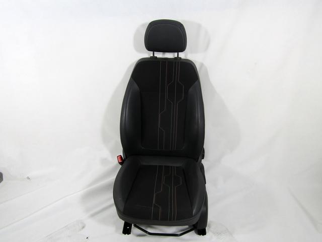 2006 1.2 5 PORTE portello Vauxhall Corsa C Lato Guidatore Destro OSF Anteriore Cintura Di Sicurezza