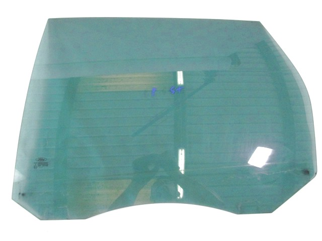 Scendente vetro porta posteriore sinistro verde per saxo//106 5p