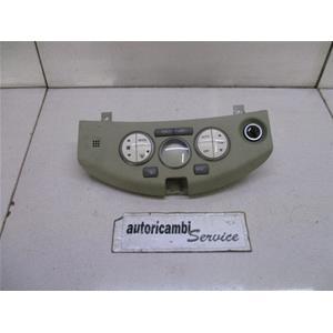 27500ax700 centralina comando clima automatica aria condizionata nissan micra 1 ebay - Modulo chiusura automatica specchi retrovisori ...