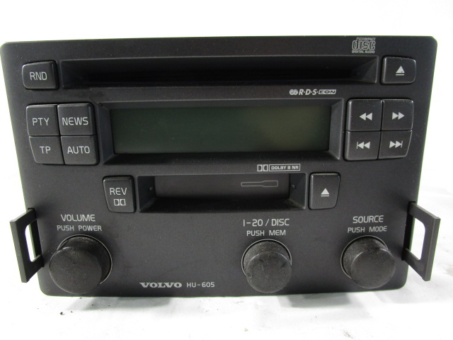 Nieuw 30887084 AUTORADIO VOLVO V40 SW 1.9 75KW 5P D 5M 02 ERSATZ OG-43