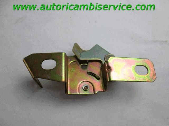 SERRATURA CHIUSURA COFANO FIAT 125 SPECIAL FRONT HANDLE BONNET LOCK