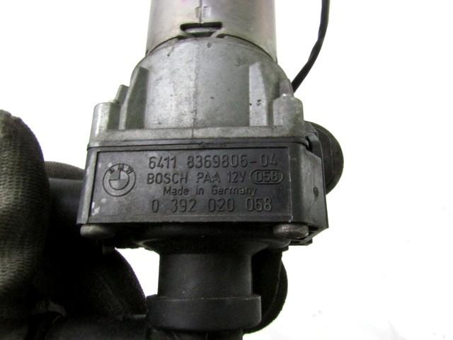 ORIGINALE BMW 64119114928-aggiunta pompa acqua 5er 6er