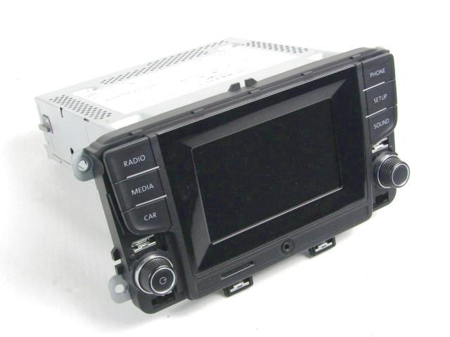 6C0035888B Car Radio VOLKSWAGEN Polo 1.0 44KW 5P B 5M (2015) Spare