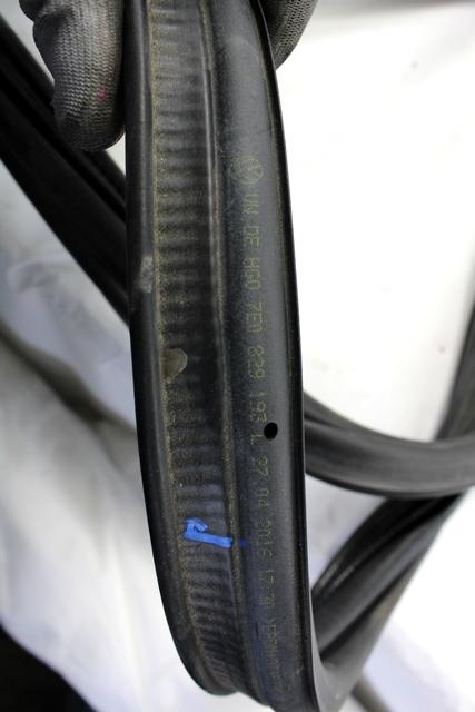 GUARNIZIONE SOTTO LATO PORTA Track Copertura VW Tipo 2