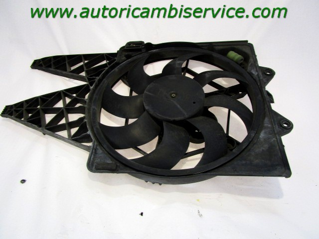 Engine Cooling Genuine OE Replacement Part DENSO Radiator Fan DER10006