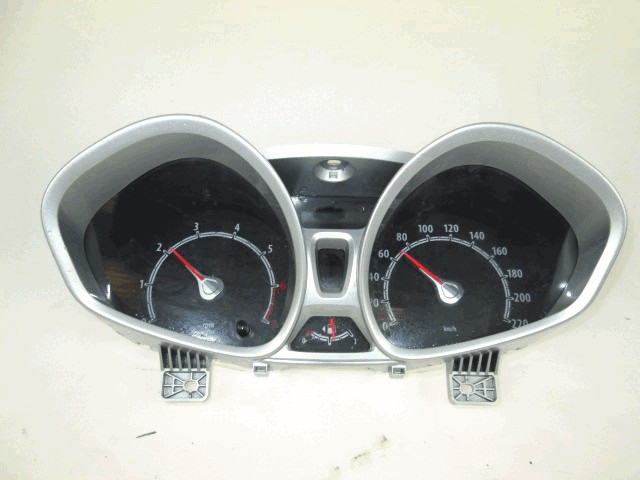 Details About 8a6f 10894 Bc Instrument Cluster Odometer Ford Fiesta 1 4 71kw 3 P G 5m 200