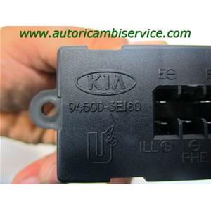 94500-3E160 DISPLAY DIGITALUHR KIA SORENTO 2.5 103KW D-AUT (2006 ...
