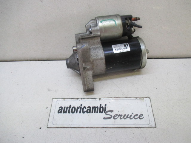 9656317780 Motorino Avviamento Peugeot 207 1 4 B 5m 54kw 2007 Ricambio Usato Ebay