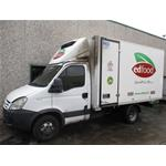 IVECO DAILY 3.0 130KW D 6M (2008) RICAMBI IN MAGAZZINO