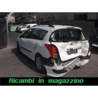 PEUGEOT 308 SW 1.6 D 80KW 5P 6M (2008) RICAMBI IN MAGAZZINO