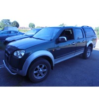 GREAT WALL STEED 2.4 93KW  G 5M  (2009) RICAMBIO USATI IN MAGAZZINO