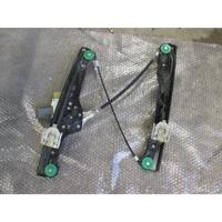 Meccanismo Anteriore 5 Porte Sx Sinistro Alzacristallo 407 05//04