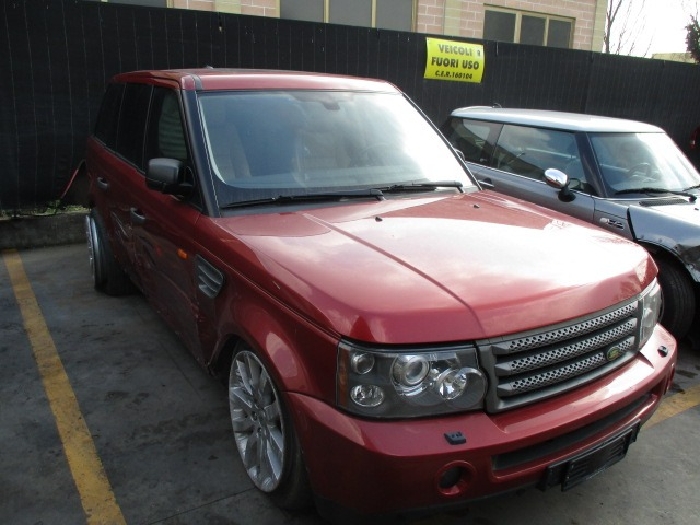 land rover range rover sport 2 7 140kw 5p d aut (2008) ricambi in magazzino