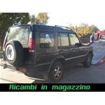 LAND ROVER DISCOVERY 2 2.5 TDI 101.5 KW (1999 - 2004) RICAMBI IN MAGAZZINO