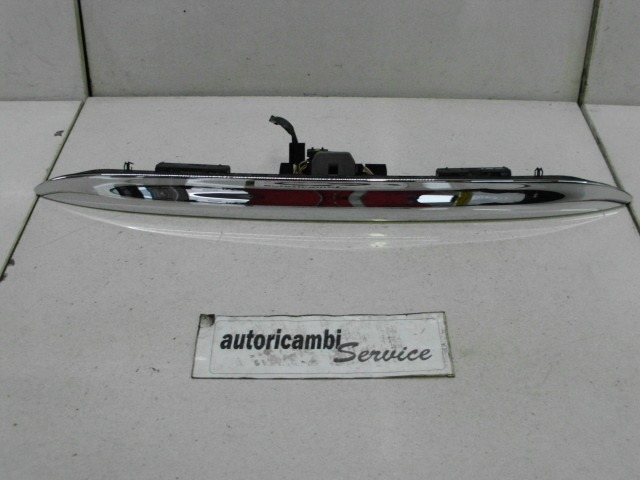 Mini Cooper R52 1 6 B 5m 85kw 2007 Ricambio Modanatura Cofano